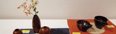 山本修/三千代 木漆・染絵展