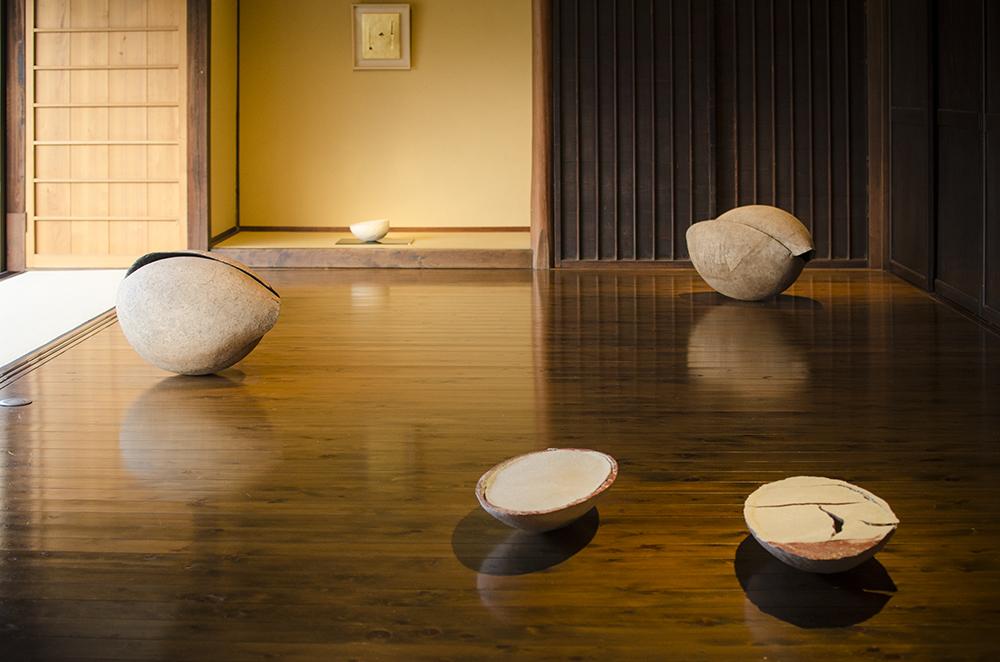 松永圭太 展「始の住処」