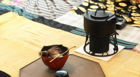 大風呂敷茶会