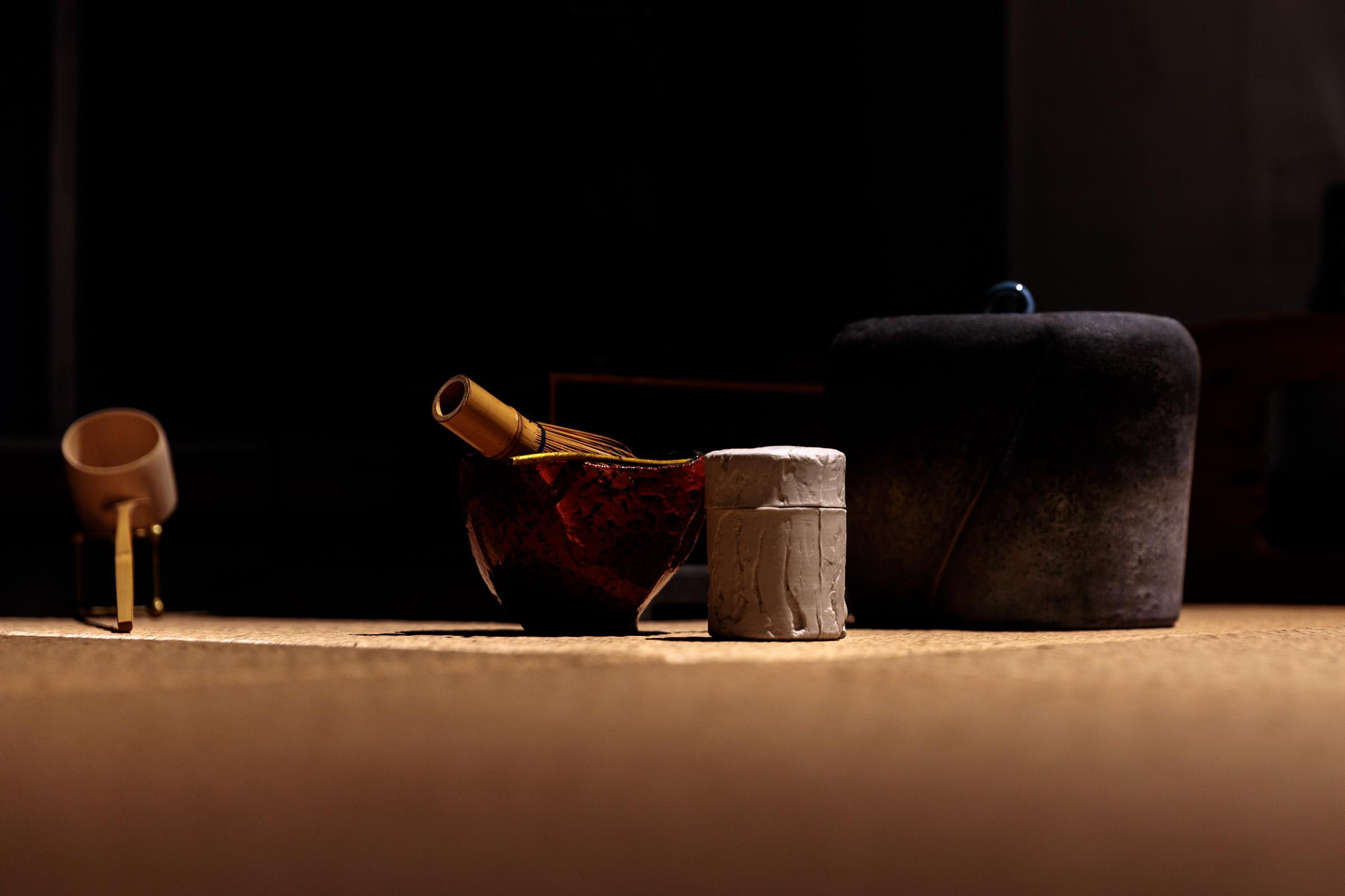 新春 新町茶会