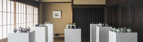 qualia-glassworks exhibition | decorative vases