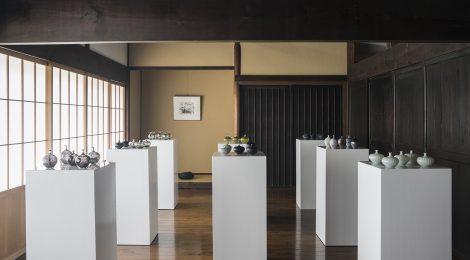 qualia-glassworks exhibition | decorative vases